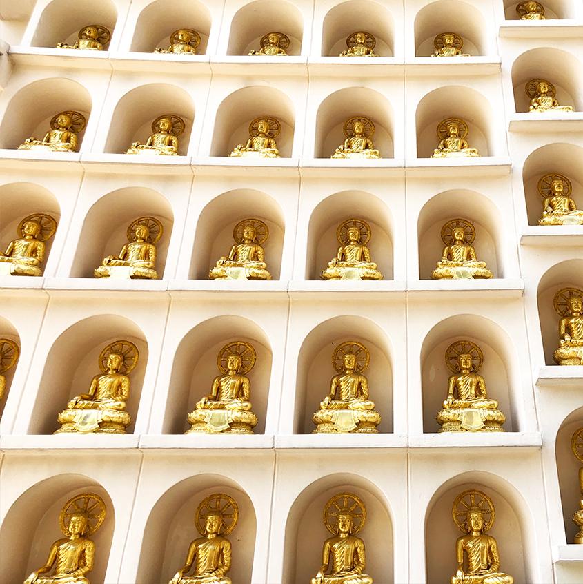 Culture – Gold Buddha