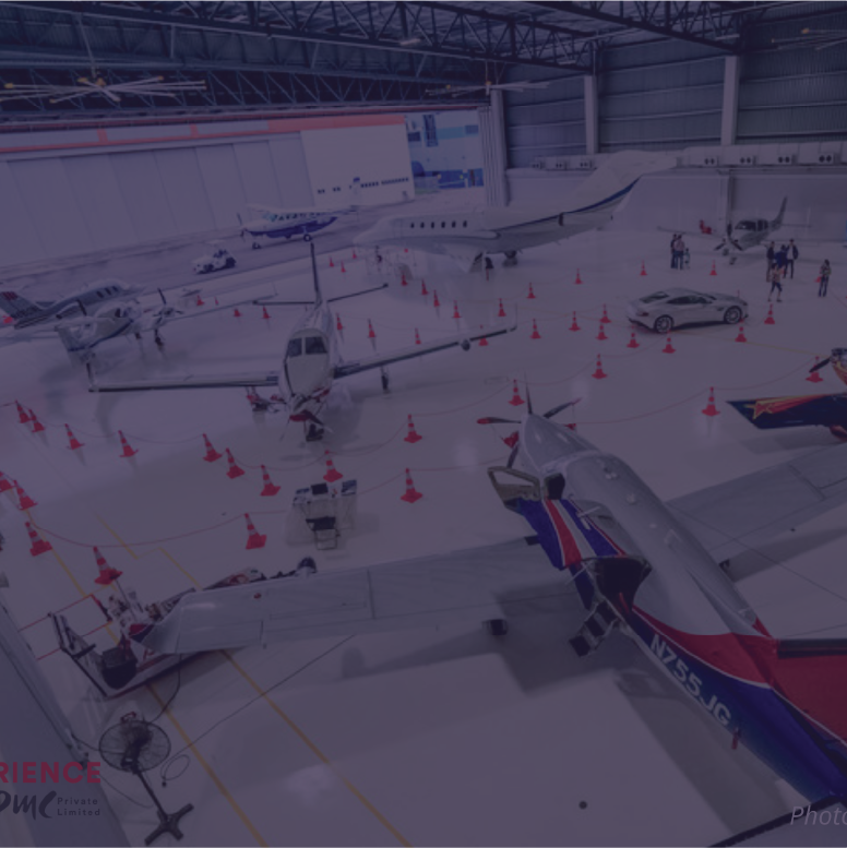 Donate-an-Xperience Initiative: Fascinating World of Aviation PLUS Exclusive Hangar Tour