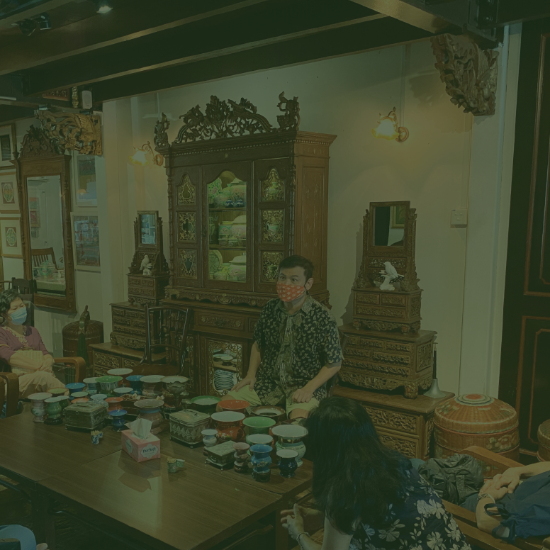 A Truly Peranakan Tour Experience with visit to The Intan Home Museum