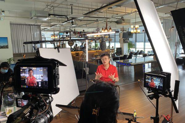 5. Jane STA Interview behind the scenes