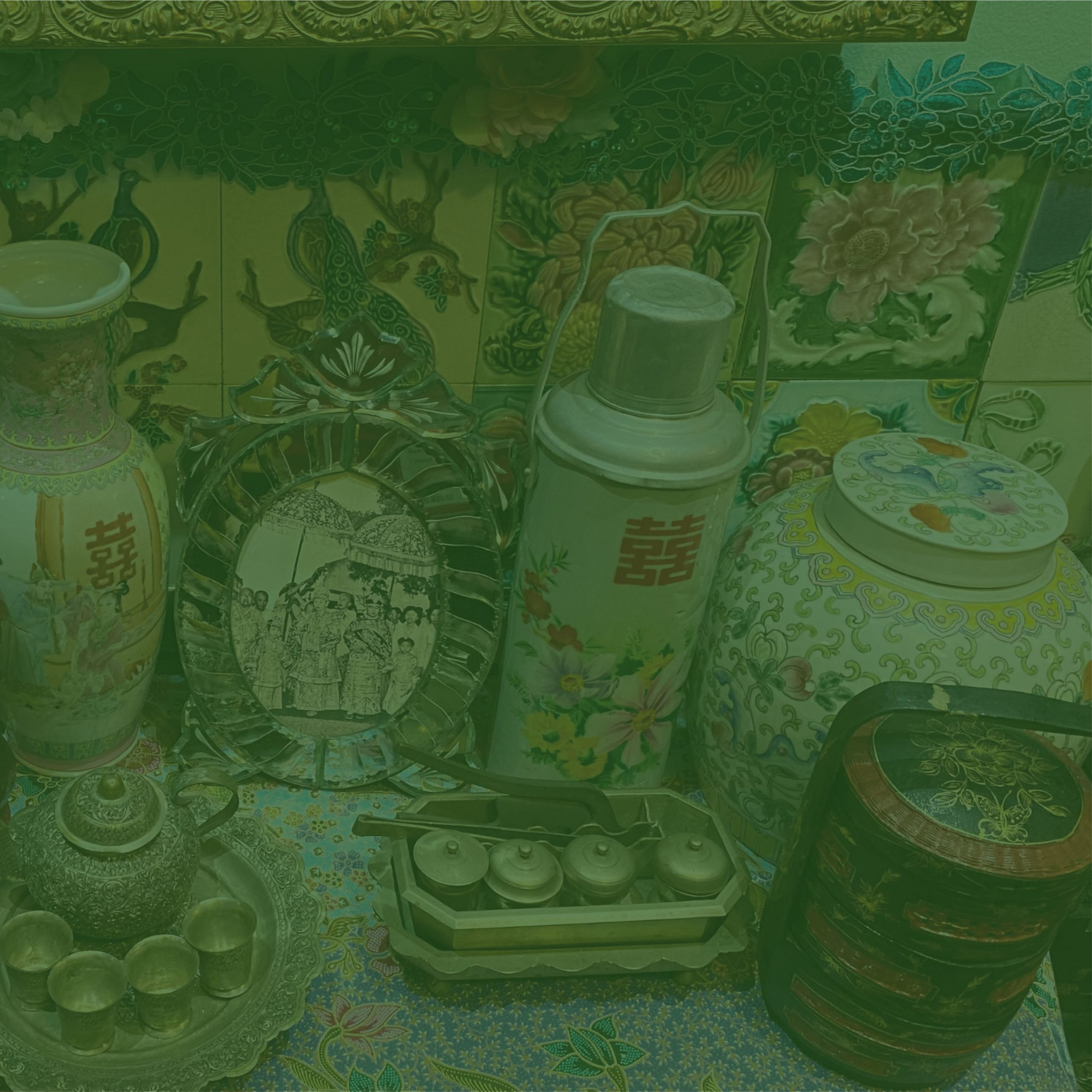 Deluxe Peranakan Tour with Full Course Peranakan Meal (Senior-Friendly)